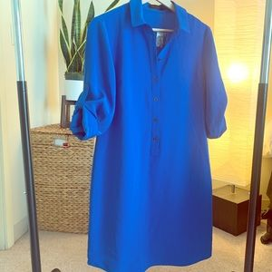 NWT The Limited Collared Popover Dress